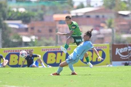 O Coelho segue sua preparação para a estreia no Mineiro 2021, contra o Boa Esporte, sábado, 27 de fevereiro-(Mourão Panda/América-MG)