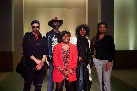 Estilistas negros durante a Semana de Moda de Milão