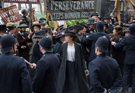 Carey Mulligan em 'As sufragistas' (2015)