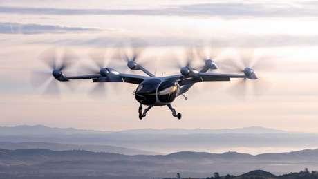 Aeronave da Joby Aviation