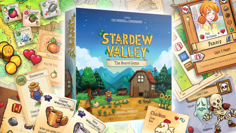 Stardew Valley: The Board Game