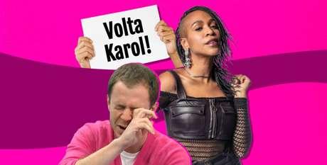 E agora, quem vamos odiar? Saída de Karol Conká deixa o 'BBB21' sem um grande antagonista