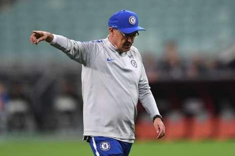 Sarri esteve próximo de retorno ao Chelsea (Foto: AFP)