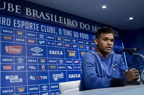 Bruno Viana teve passagem curta pelo Cruzeiro, mas gerou mais um processo contra clube por não honrar dívidas-(Washington Alves/Light Press)