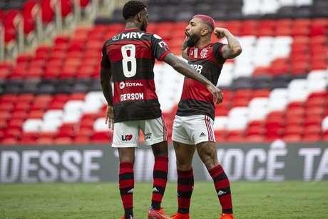 Para ser campeão, o Flamengo precisa vencer o São Paulo no Morumbi (Foto: Alexandre Vidal/Flamengo)