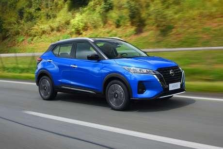 Novo Nissan Kicks 2022 manteve a aposta no motor 1.6 aspirado flex e tem desempenho médio.