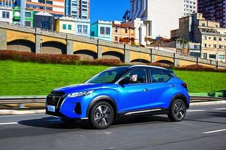 Novo Nissan Kicks 2022: mudanças importantes que deixaram o carro mais sofisticado.