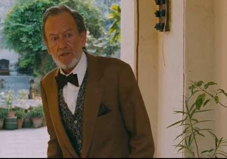 Ronald Pickup interpretou Norman Cousins nos filmes 'O Exótico Hotel Marigold', de 2011 e 2015