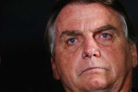 Presidente Jair Bolsonaro. 23/2/2021. REUTERS/Adriano Machado