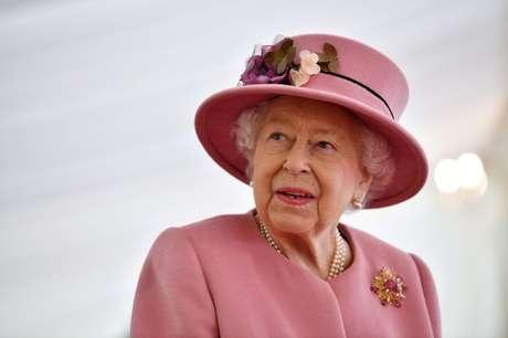 Rainha Elizabeth da Inglaterra 15/10/2020 Ben Stansall/Pool via REUTERS