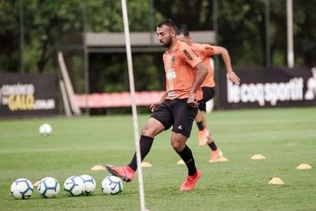 Ramon Martinez vai jogar no Libertad, do Paraguai até o fim deste ano-(Bruno Cantini/Atlético-MG)