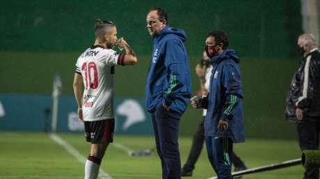 Jogo no Serrinha foi determinante (Foto: Alexandre Vidal / Flamengo)