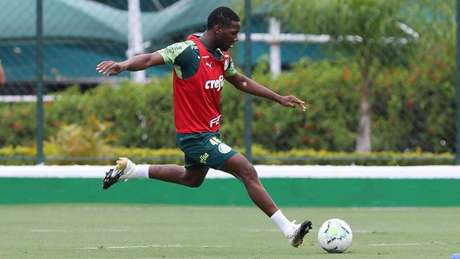 Patrick de Paula pode voltar ao Palmeiras após três jogos de fora (Foto: Cesar Greco/Palmeiras)