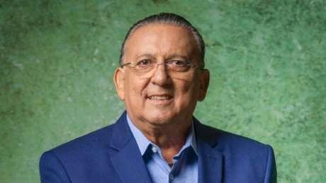Galvão Bueno está sem narrar jogos na pandemia (Divulgação)