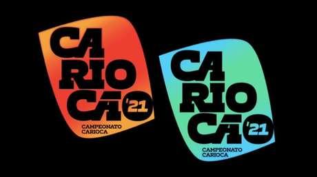 Nova identidade visual do Campeonato Carioca 2021 (Divulgação/Ferj)
