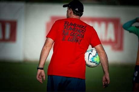 Treinado por Ceni, Flamengo lutou até a última rodada e saiu com o Octa (Foto: Alexandre Vidal / Flamengo)