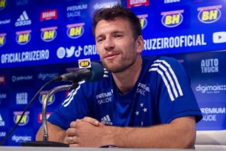 Brock fica no Cruzeiro até maio de 2022, término do Campeonato Mineiro-(Gustavo Aleixo/Cruzeiro)