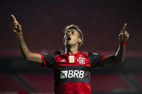 Bruno Henrique é fundamental para a temporada do Flamengo em 2021