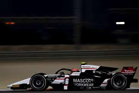 Representando a ART Grand Prix , o dinamarquês Christian Lundgaard conquistou duas vitórias e quatro pódios em sua temporada de estreia na Fórmula 2.