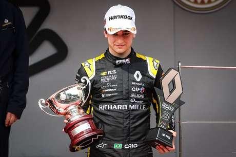 Vice-campeão da Fórmula Renault Eurocup em 2020, o brasileiro Caio Collet é uma das maiores apostas do automobilismo brasileiro e correrá na F3 pela MP Motorsport.