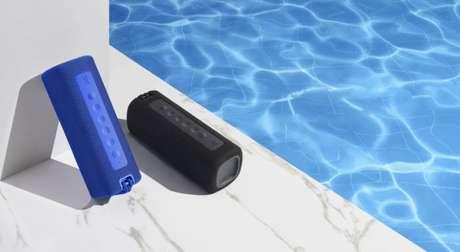 Caixa de Som Bluetooth 16w à Prova d'água