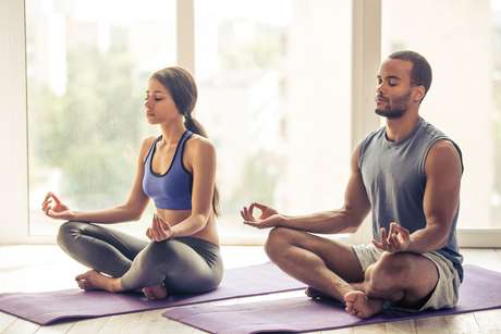 O seu local de meditação precisa ser limpo e agradável