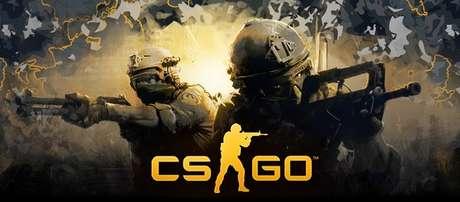 CS:GO é um dos jogos de tiro mais jogados do mundo.