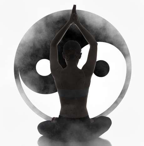 A energia yang tem a ver com a fatia ocidental do planeta e a yin, com a  oriental