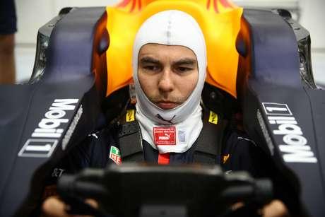 Sergio Pérez acredita que experiência vai ajudá-lo contra Verstappen
