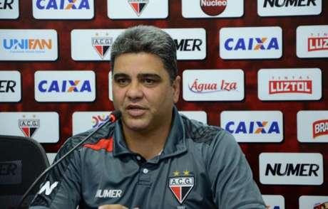 Marcelo Cabo é o novo treinador do Vasco da Gama para a temporada 2021 (Foto: Reprodução)