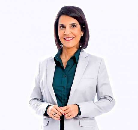 Vanessa Riche reforça a Vasco TV (Foto: Fox Sports/Divulgação)