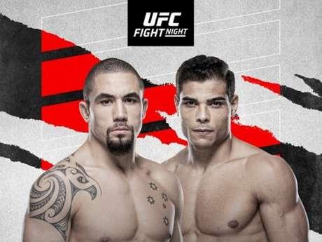 Duelo entre Whittaker e Borrachinha pode definir o próximo desafiante ao cinturão dos médios (Foto: UFC)