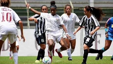 Fluminense e Santos ficaram no 1 a 1 em jogo nas Laranjeiras (Foto: Mailson Santana/Fluminense FC)