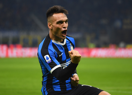 Lautaro Martínez é um dos destaques da Internazionale na temporada(Foto: Divulgação/Inter)