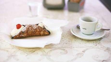 Hoje, o 'autêntico' cannoli pode ser encontrado apenas em alguns cafés sicilianos