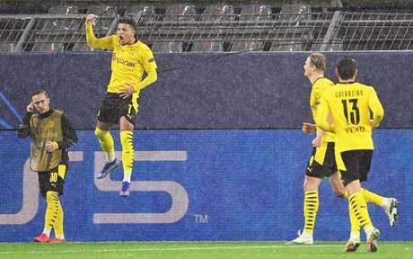 Sancho deve sair do Dortmund ao final desta temporada (Ina Fassbender / AFP)