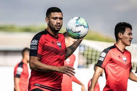 Wellington Rato marcou dois gols e deu três assistências em 19 partidas na Série A de 2020 (Foto: Divulgação)