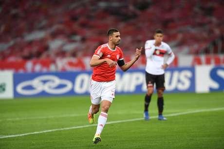 Thiago Galhardo foi vice-artilheiro do Brasileirão, com 17 gols (Foto: Divulgação/Internacional)