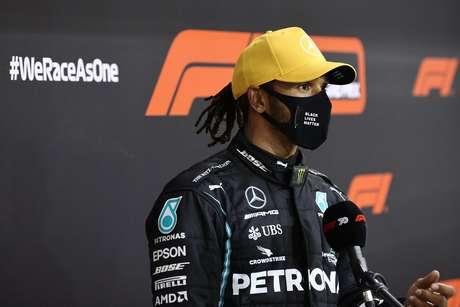 F1 2020 Abu Dhabi Yas Marina Sábado Mercedes Lewis Hamilton
