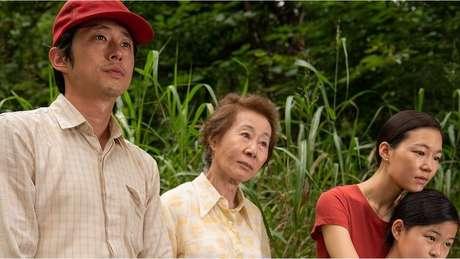 Minari ganó en la categoría de mejor película de habla no inglesa.