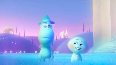 """""""Soul"""", um filme da Disney sobre um professor de jazz, ganhou o prêmio de Melhor Filme de Animação"""