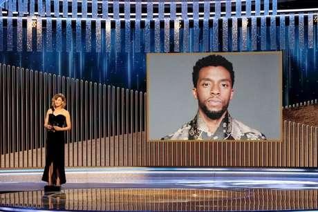 Chadwick Boseman foi o segundo ator a ganhar um prêmio póstumo de melhor ator em um filme dramático