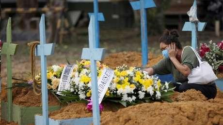 País vem batendo recordes sucessivos de mortes por covid-19