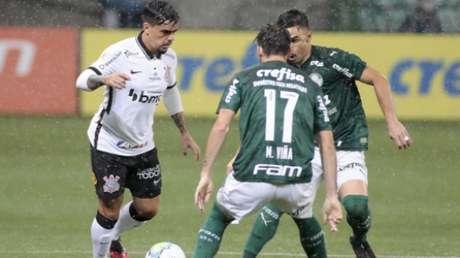 Timão x Verdão será na quarta (Foto: Rodrigo Coca/Ag. Corinthians)