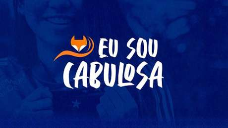O Cruzeiro tem feito ações com viés social e usará o mote do seu time feminino para conscientizar a importância da mulher no esporte-(Divulgação/Cruzeiro)