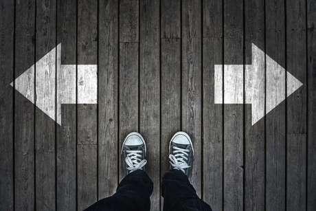 Suas escolhas criam a sua vida e determinam o futuro