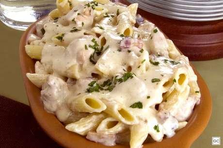 Guia da Cozinha - Receitas com molho branco práticas para o jantar