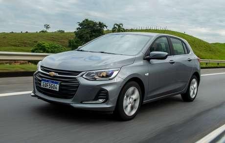 Chevrolet Onix: liderança em fevereiro, mas o reinado está ameaçado.