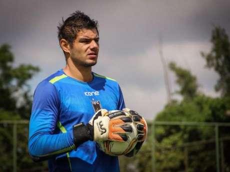Douglas Borges foi eleito o melhor goleiro do Campeonato Carioca 2020 (Foto: Volta Redonda/Divulgação)