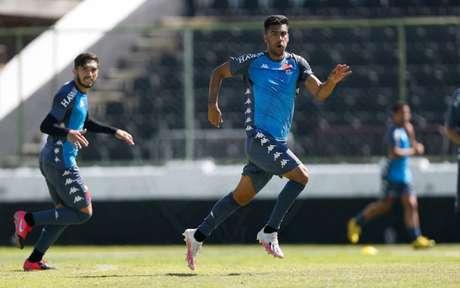 Tiago Reis deverá ser titular nesta quarta-feira (Foto: Rafael Ribeiro/Vasco)